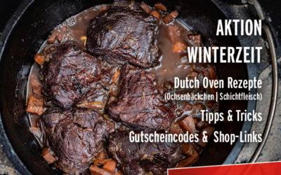 Aktion Winterzeit | Dutch Oven Rezepte