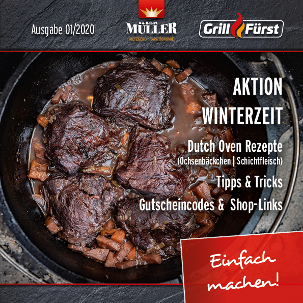 Aktion Winterzeit | Dutch Oven Rezepte
