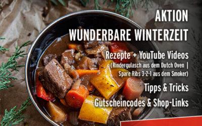 Aktion 01/2021 | Wunderbare Winterzeit